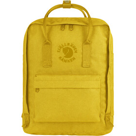 Fjällräven Re-Kånken Daypack sunflower yellow